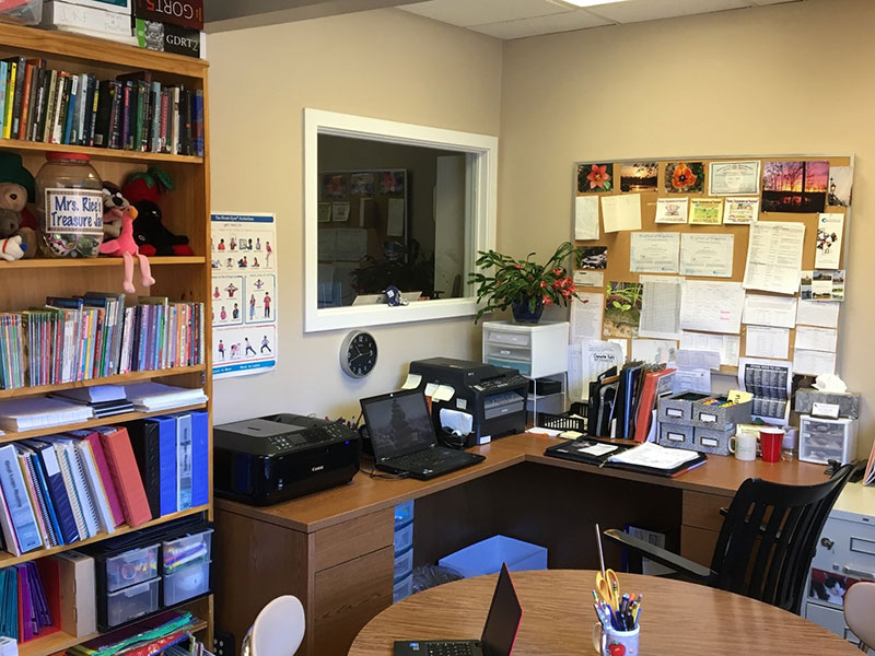 Learning Specialist office